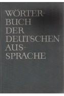 Wörter-buch der deutschen aus-sprache