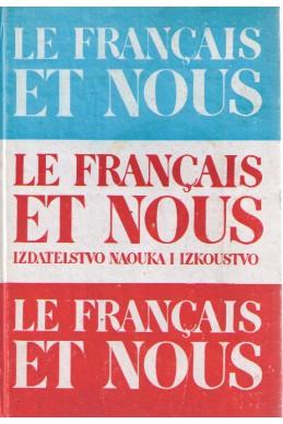 Le francais et nous