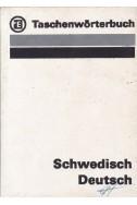 Taschenwörterbuch Schwedisch-Deutsch