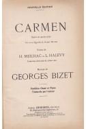 CARMEN - Opéra en quatre actes