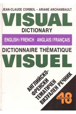 Английско-френски тематичен визуален речник