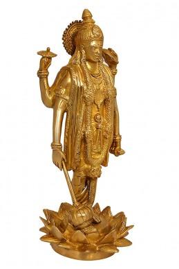 Статуетка на Лорд Вишну