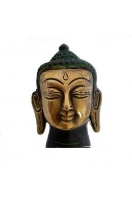 Статуетка Глава на Буда 11 см