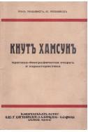 Кнут Хамсун. Критико-биографически очерк и характеристика