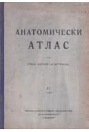 Анатомически атлас по проф. Вернер Шпалтехолц – том 2
