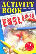 English for young learners-Activity book/ч.2