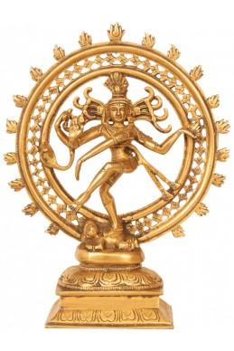 Статуетка Космическият Танц на Шива
